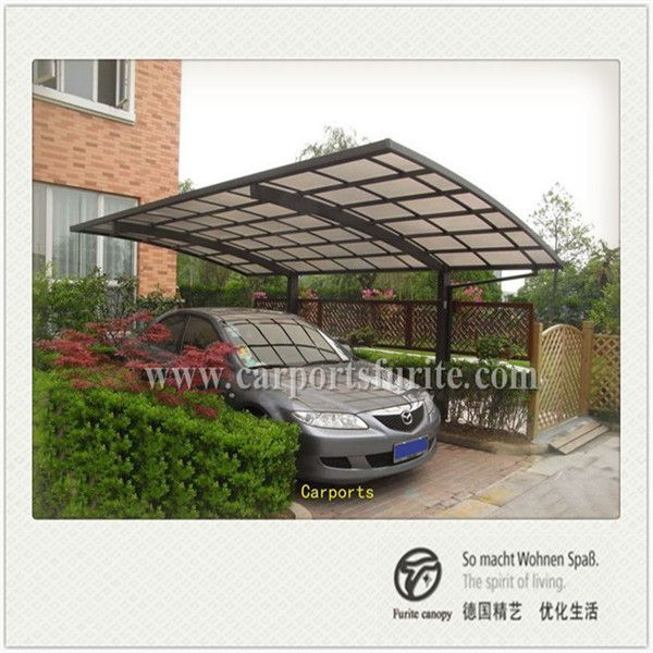Strong Aluminum Frame Polycarbonate Board Canopy Metal Carports Made In China In Garages Canopies Carports From Home Improve Canopy Patio Canopy Diy Canopy
