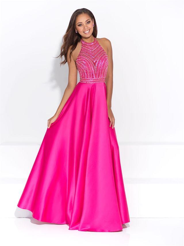 Madison James Style: 17-250. Size 24, Fuchsia, $450 available at ...