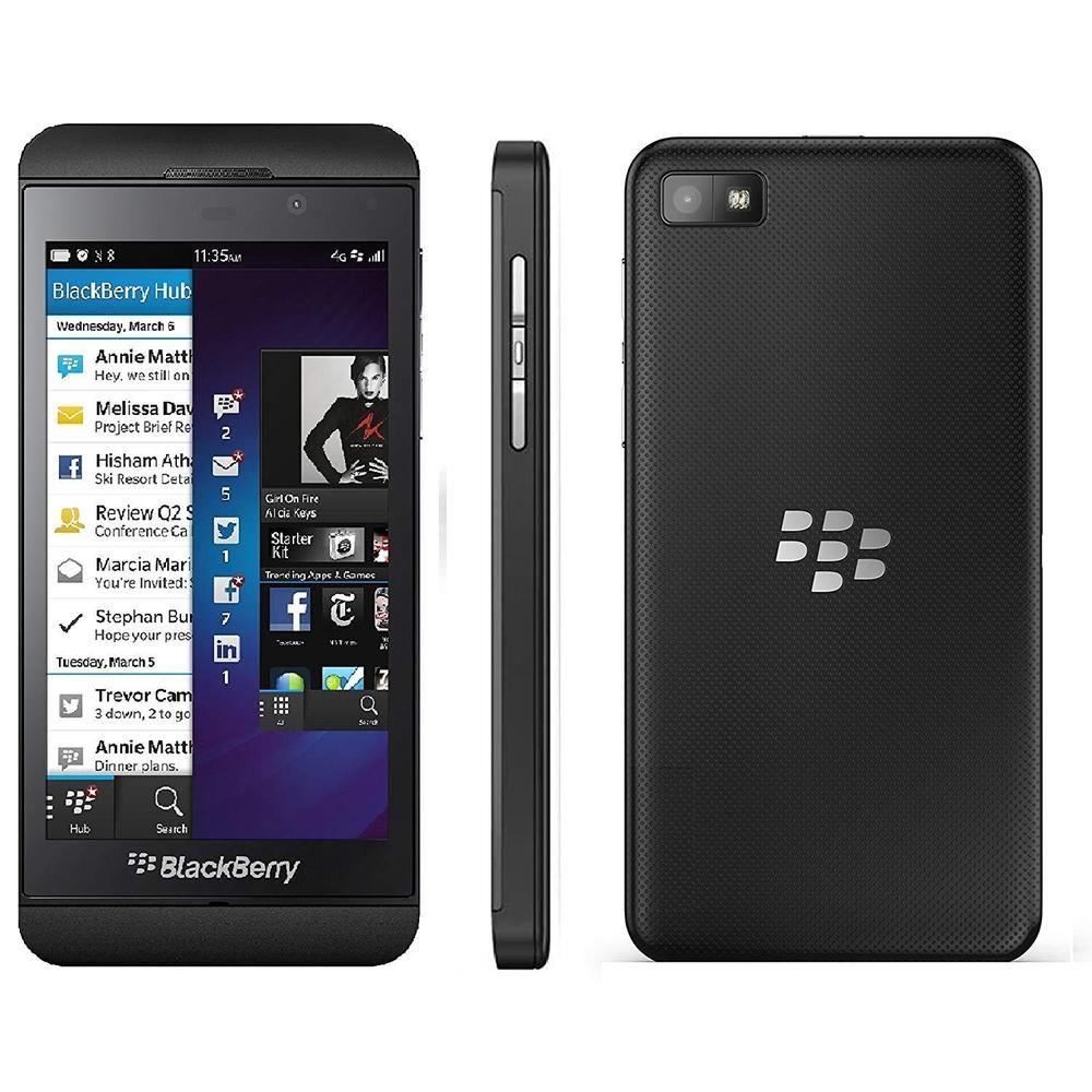 Blackberry z10 stl1003 16gb unlocked lte cell phone