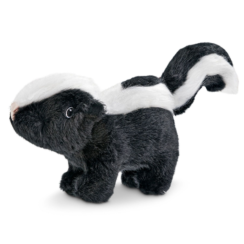 Leaps Bounds Wild Plush Skunk Dog Toy Small Dog Toys Animal