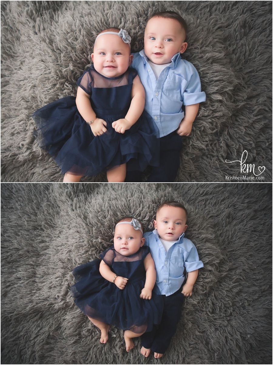 17a9df520705 6 month old twins - boy and girl