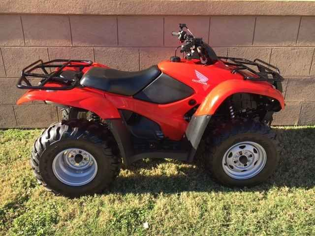 Used 2013 Honda Rancher 420 ES 4X4 ATVs For Sale In Texas. 2013 HONDA  Rancher