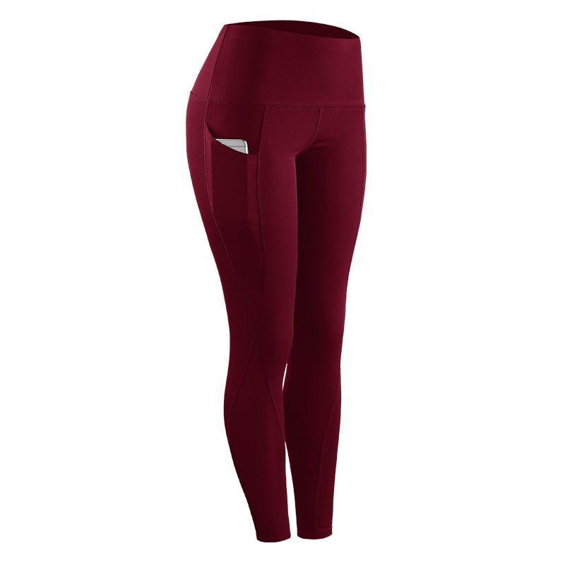#women\'s #stretch #sportswear #pants #with #pocket # #women #compression #skinny #fitness #leggings