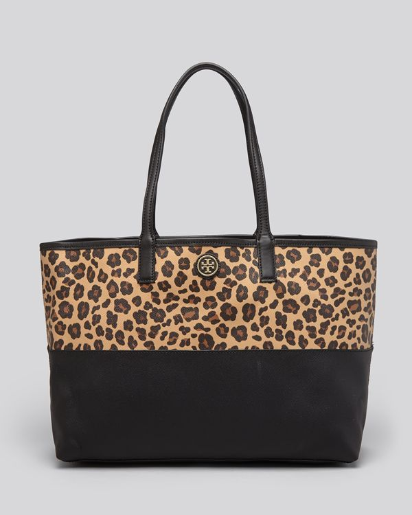 9bf6a6af4636 Tory Burch Tote - Kerrington Leopard Print   Products   Bags, Tory ...