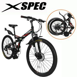 Top 10 Best Folded Mountain Bikes For Men In 2020 Reviews