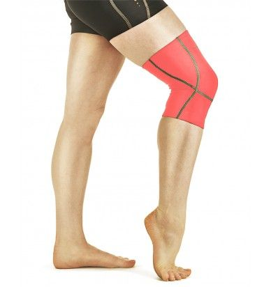 Women's Performance Compression Silicone Free Knee Sleeve