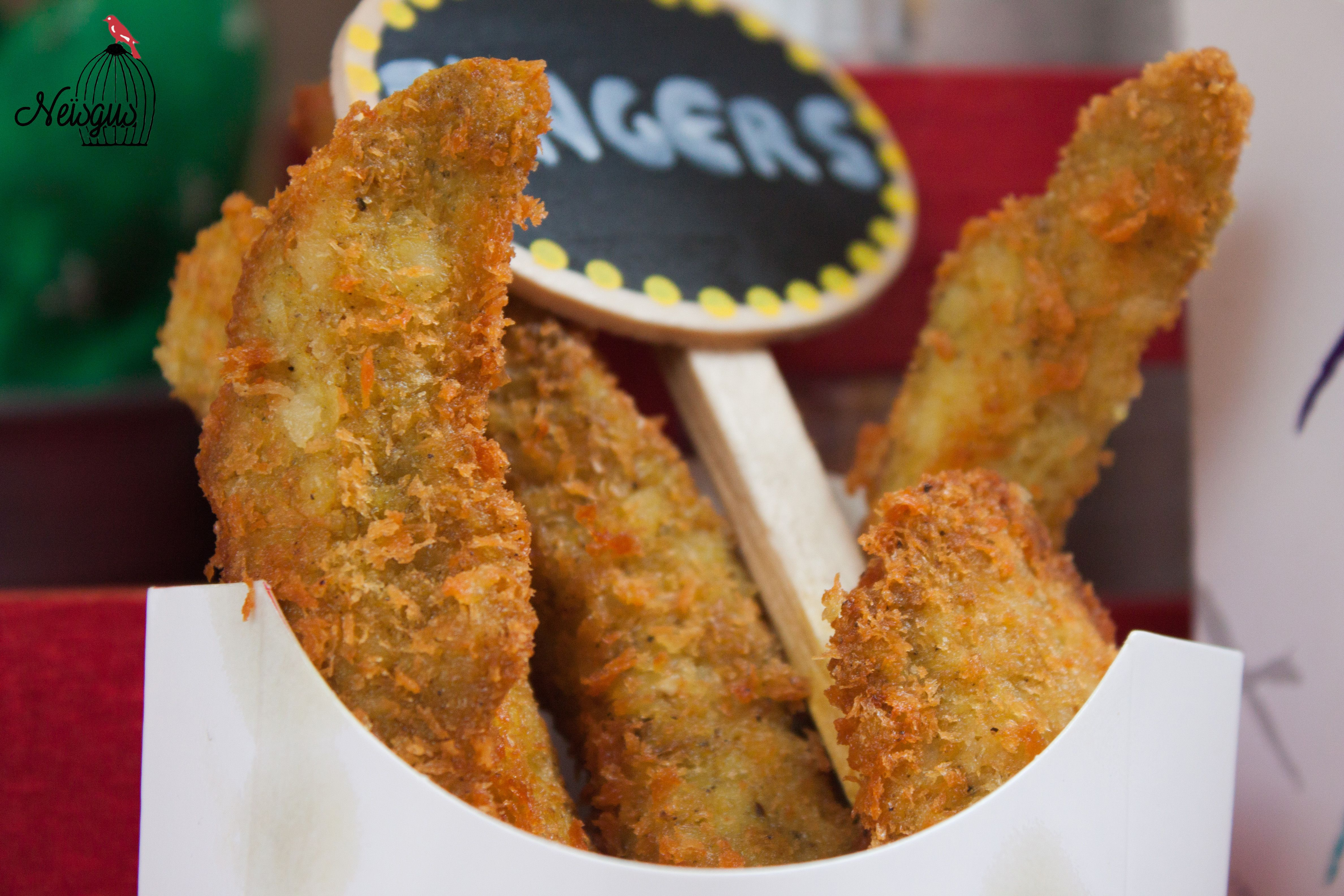 Fingers del Street Food en Gerona #fingers #chips #potatoes #patatas #deluxe #patatasdeluxe #hungry #eat #timetoeat #foodporn #girona #streetfood #food #street
