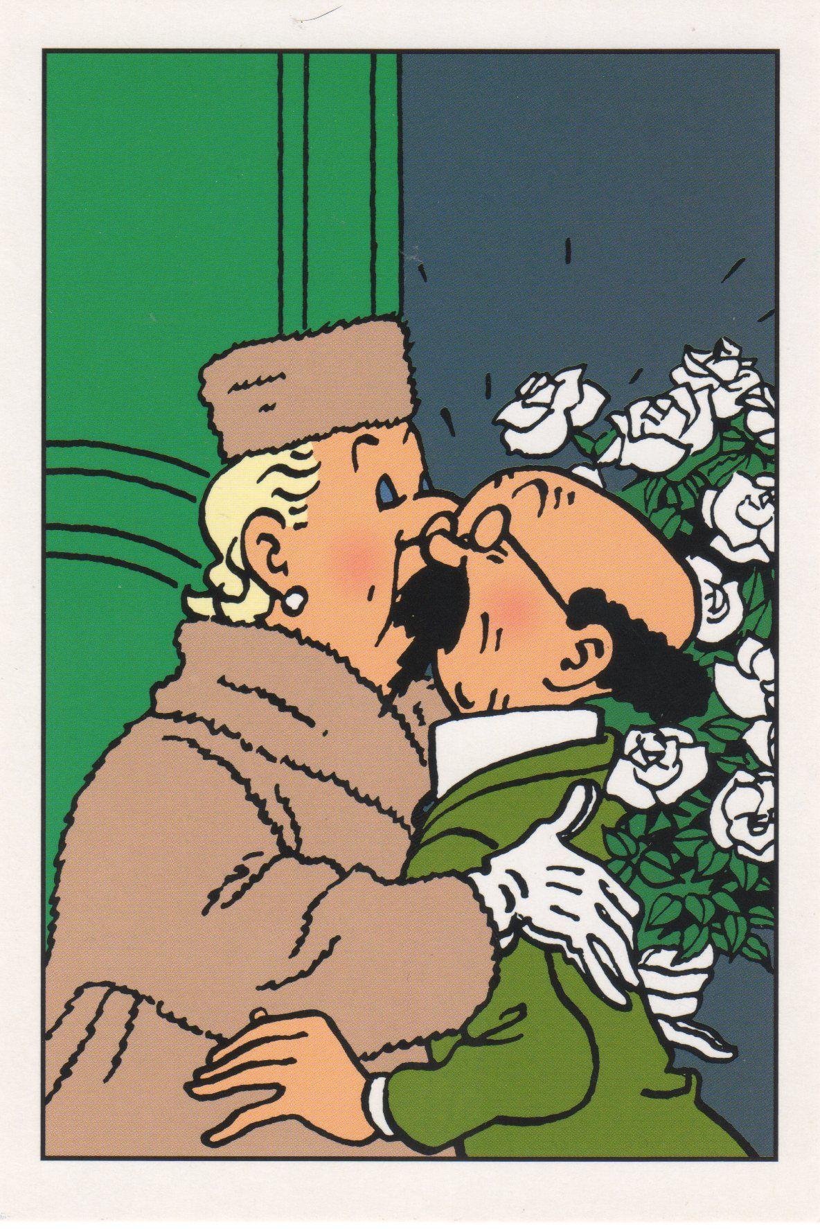 TINTIN The Castafiore Emerald Hergé RG tintin.com