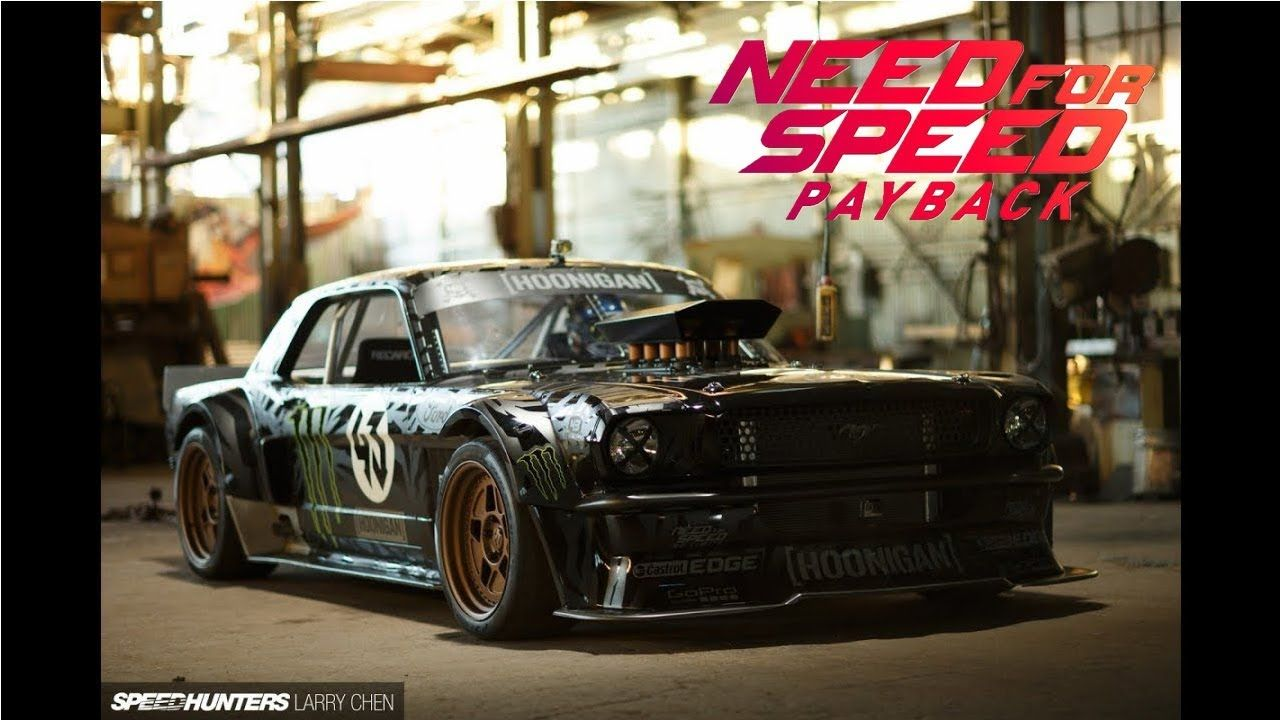 The hoonicorn build need for speed payback derelict super build