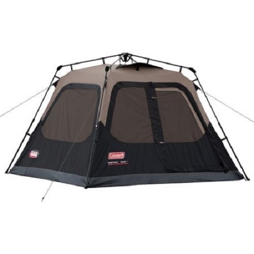 Coleman Family C&ing 8 Person 4 Season Instant Rainfly Cabin Tent Accessory #Unbranded  sc 1 st  Pinterest & Coleman Family Camping 8 Person 4 Season Instant Rainfly Cabin ...