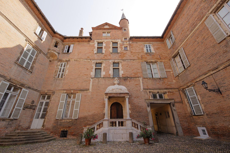 Hôtel d'Ulmo, 15 rue Ninau, Toulouse, France © Ville de