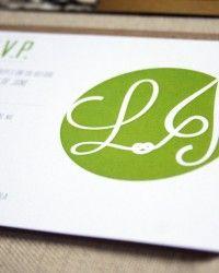 Lauren + Josh's Pacific Northwest Summer Wedding Invitations