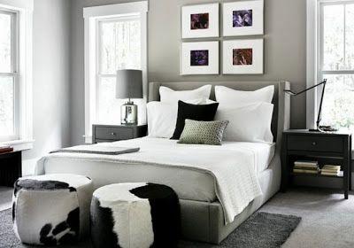 Dormitorios Con Paredes Grises Dormitorios Con Estilo Paredes Grises Decoracion De Dormitorio Matrimonial Dormitorios