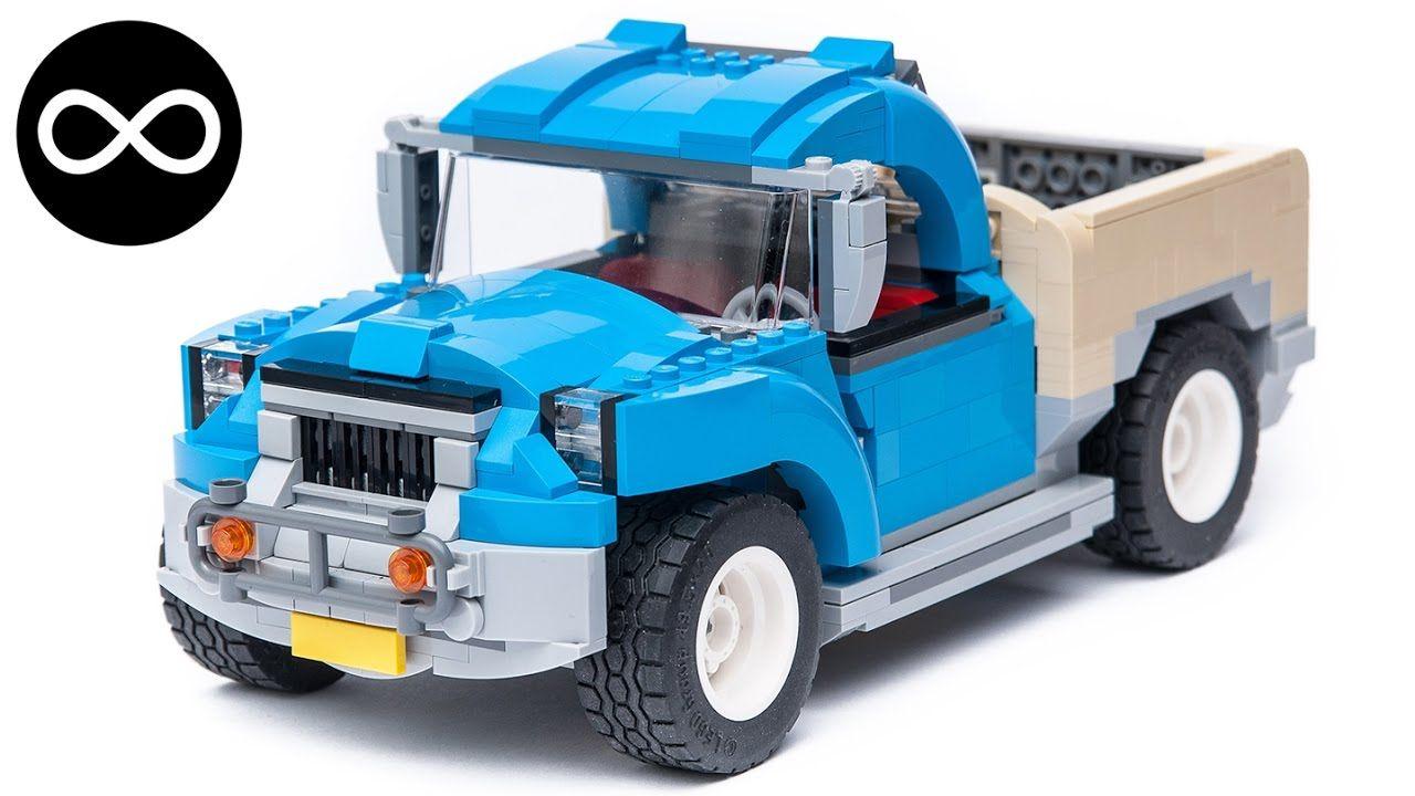 This is my remake of LEGO Creator 10252 VW Beetle set  I