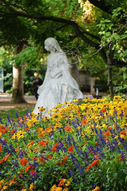 Kävelyretki Pariisissa / A walk in Paris / Luxembourg Gardens