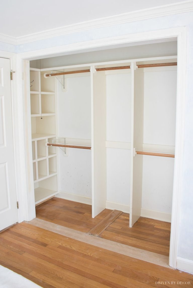 Closet Door Ideas: 3 Unique Ways to Dress Up Bedroom Closet Doors! images