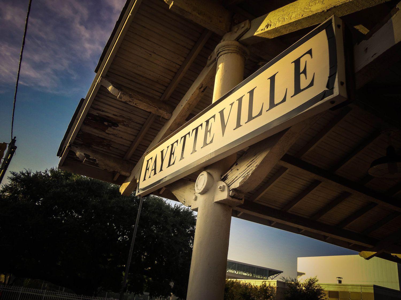 Print Fayetteville Sign 5 00 Via Etsy