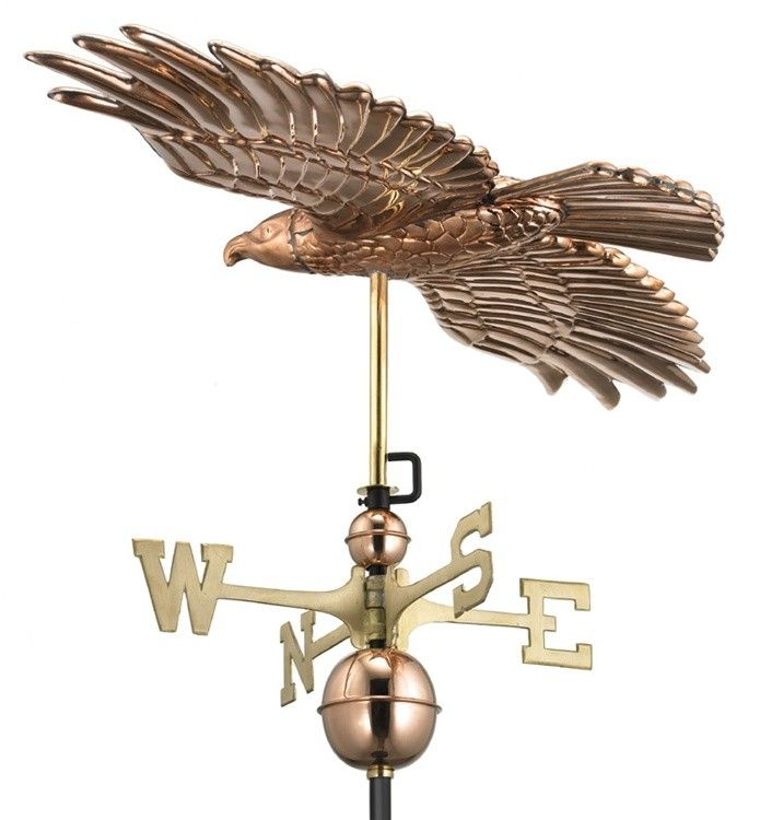 Hawk Weathervane By Good Directions Products USA