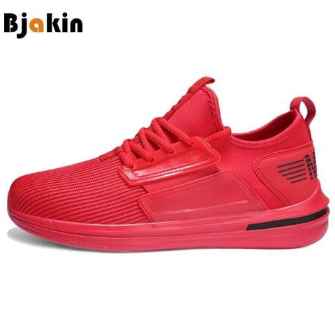 Shoes 2018 Running Bjakin On Slip Men Breathable Air Mesh Ib7vYfgy6