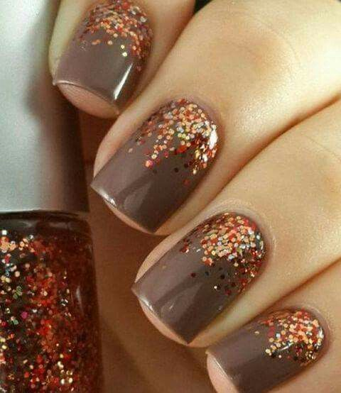 Pin by therese marli pretorius on nails pinterest manicure 80 attractive glitters nail arts to try once prinsesfo Gallery