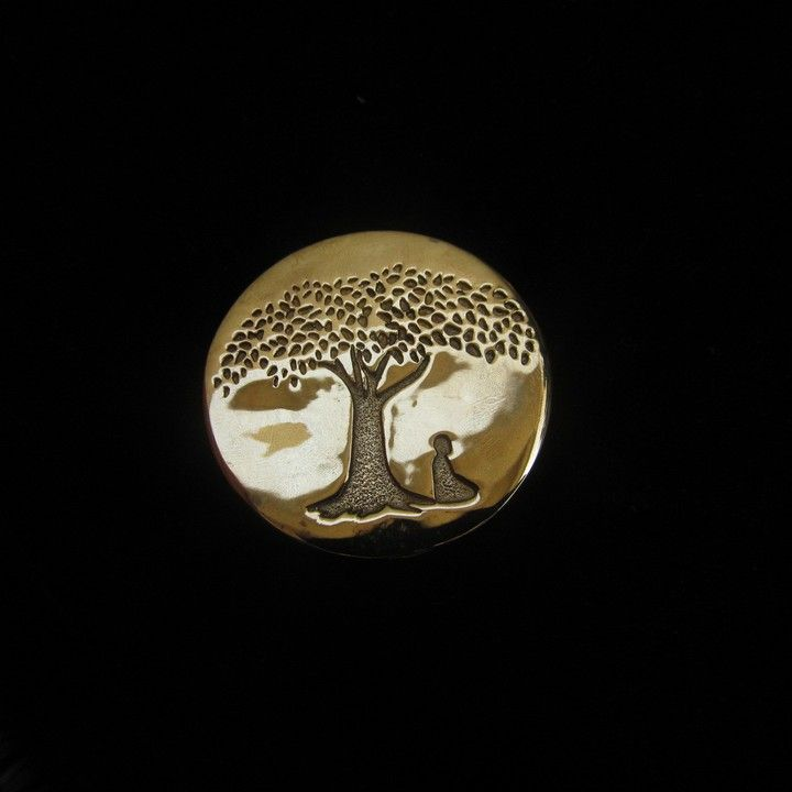 Iboga Tree Reborn Chip from Earthwing LLC, A LOVE LIGHT CO-Operation for $22.00 on Square Market
