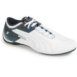 online retailer e8c5f cffc4 PUMA  BMW Future Cat M1 Big  Sneaker (Men) White  Team Blue 11.5 M -  product - Product Review