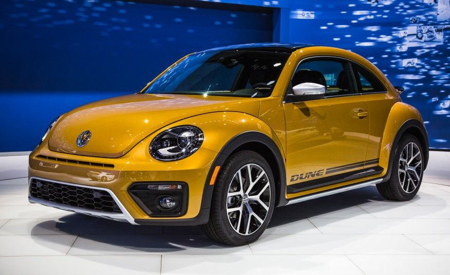 2018 Volkswagen Beetle Design VOLKSWAGEN Pinterest