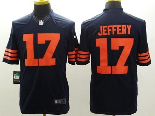 low priced 84689 db818 limited alshon jeffery youth 1940s throwback jersey chicago ...