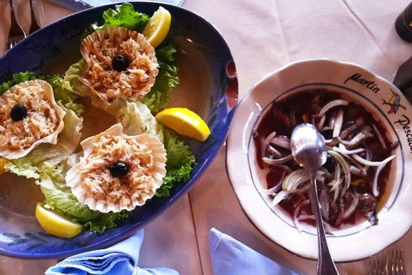 Restaurant Martin Pescador Trget Explore Croatia With Frank Best Fish Restaurant Food Croatian Recipes
