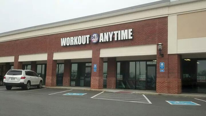 Workout Anytime Spring Hill Tn Free Wi Fi React Hydromassage Certified Personal Trainers Tanning Matrix Hill Workout Anytime Fitness Suspension Training