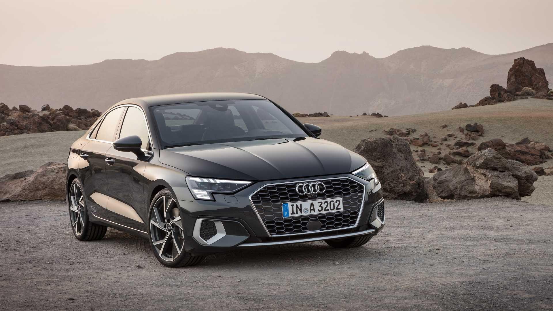 2021 Audi A3 Sedan Debuts With New Design India Launch Next Year In 2020 Audi A3 Sedan Audi Audi A3