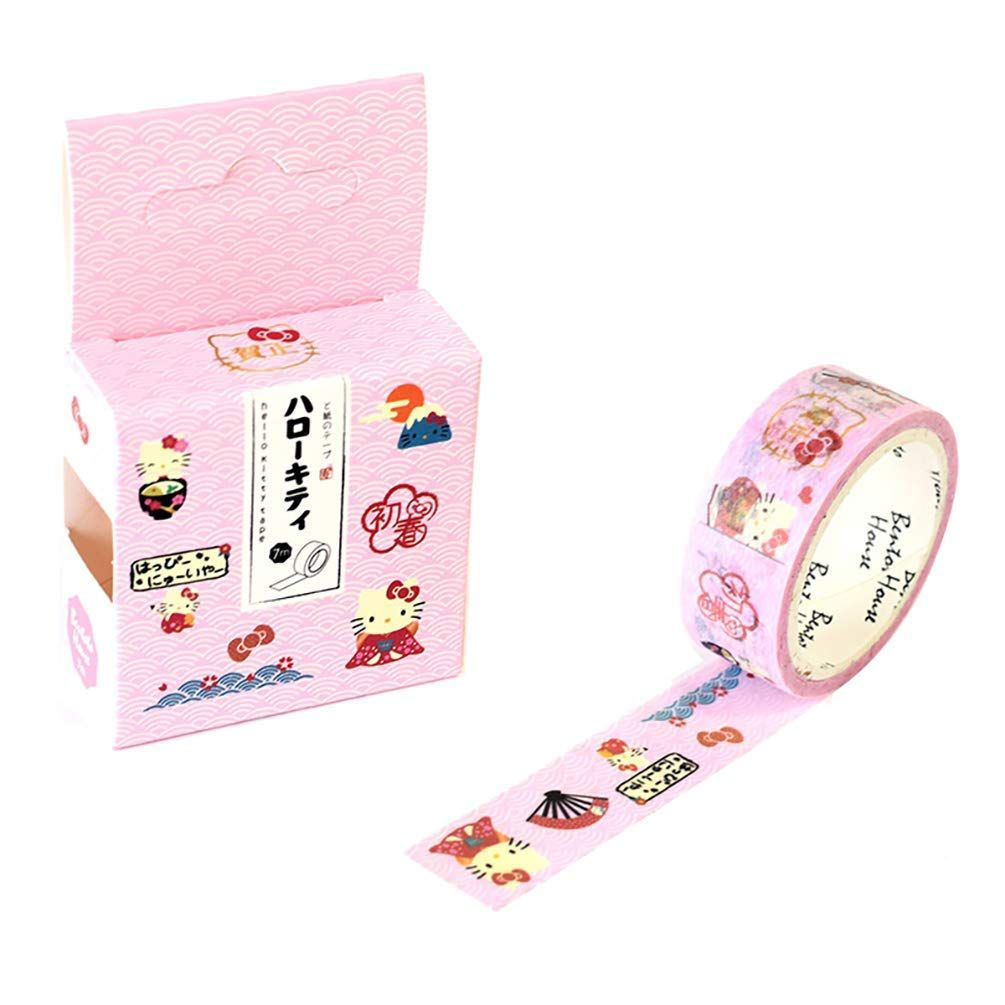 Tapes, Adhesives & Fasteners Office & School Supplies 2019 Fashion Box Package Animals Unicorn Cartoon Washi Tape Excellent Quality Colorful Paper Masking Tape Diy Decorative Tapes 10m*15mm