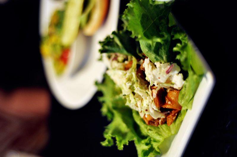 Salad, in Atlanta