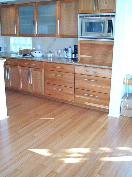 bamboo flooring in kitchen yes please funky kitchen kitchen remodel bamboo flooring on kitchen remodel floor id=41592