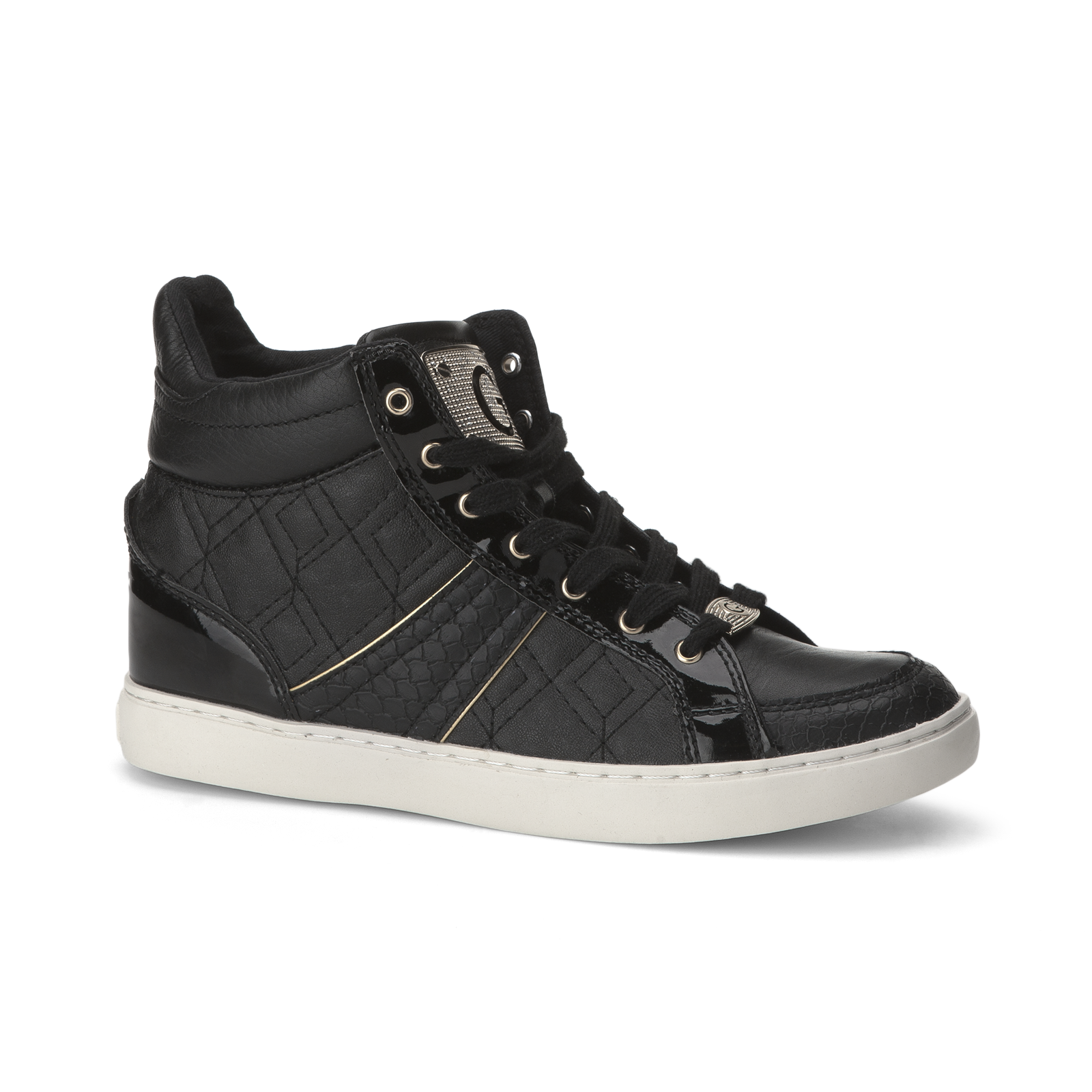 Buty Butypl Guess Trampki Shoes Jeans Store High Top Sneakers