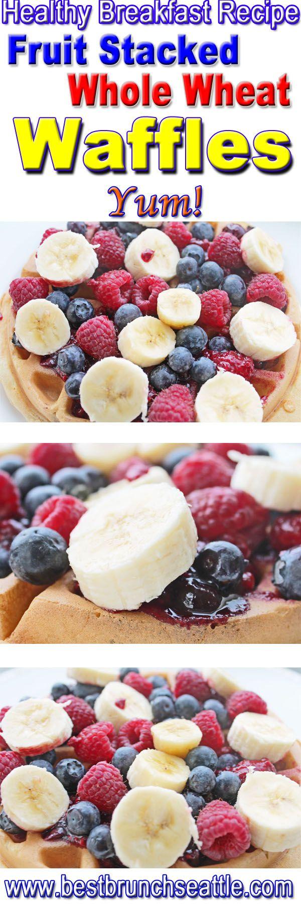 easy healthy breakfast recipe #healthy #breakfast