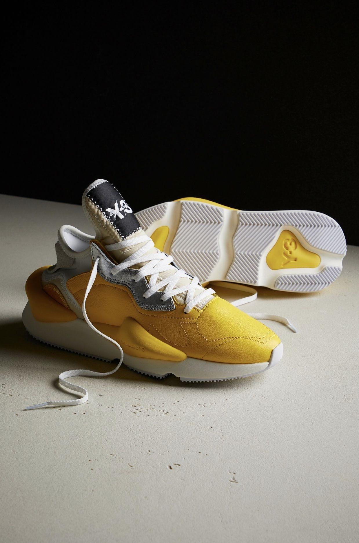 066fc3ddce44c adidas Y-3 Kaiwa Minimalistyczna Szafa, Minimalistyczna Moda, Buty Adidas, Adidas  Originals