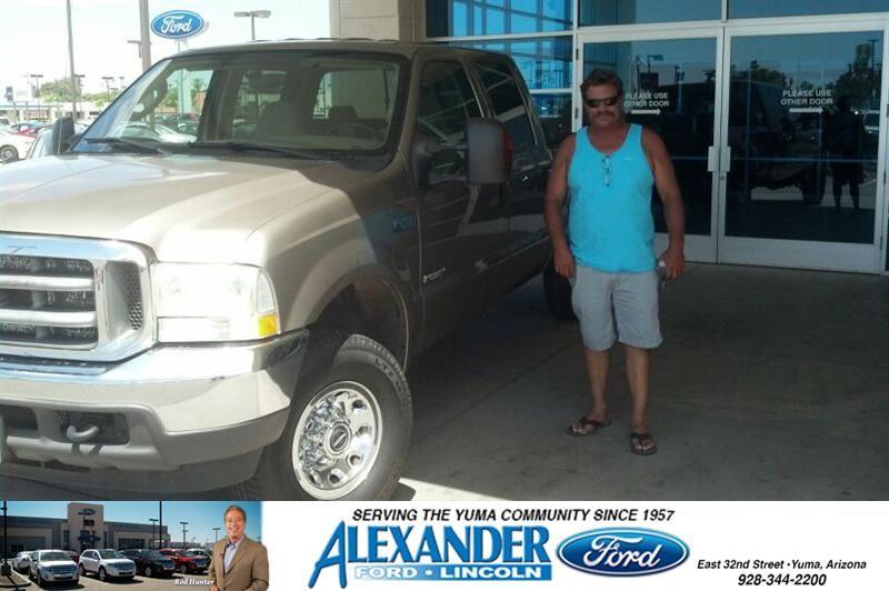 Alexander Ford Yuma Az >> Hey Yuma It S Me Brenda At Alexander Ford Just Bought A