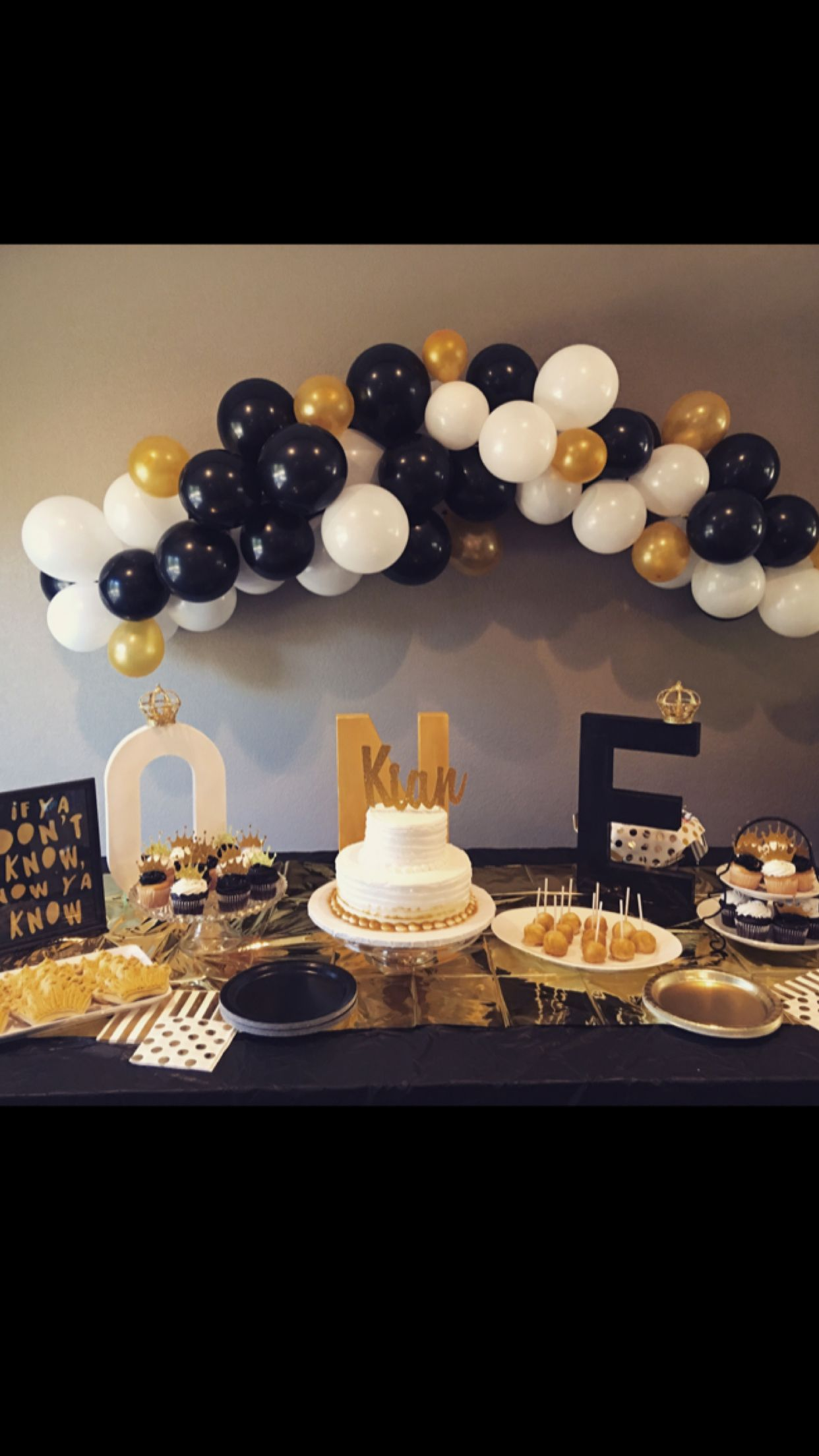 Notorious B I G Party Mr Onederful Birthday Party Ideas Mr Onederful Birthday Baby Boy 1st Birthday Party