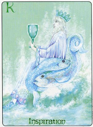 Image result for gill tarot king of cups