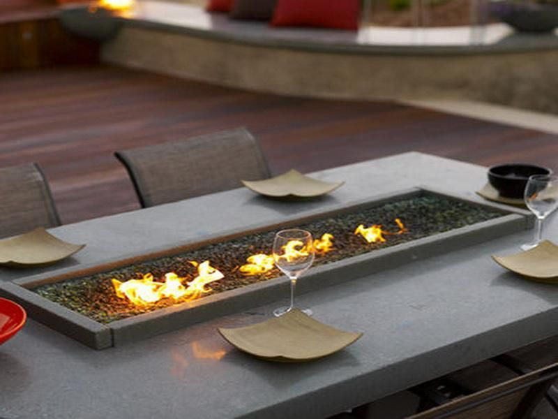 Parts For A Fire Table | Photograph Above, Is Part Of The Benefits Of The