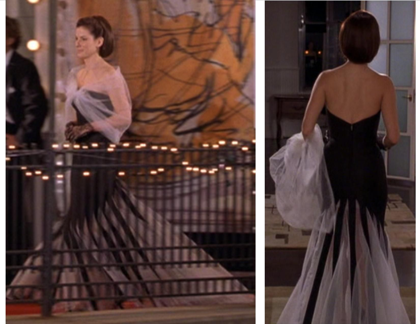 sandra bullock s dress from two weeks notice love love love it sandra bullock s dress from two weeks notice