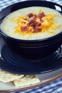 Copycat Hard Rock Cafe Potato Soup Recipe Best Potato Soup Potato Soup Potato Soup Recipe