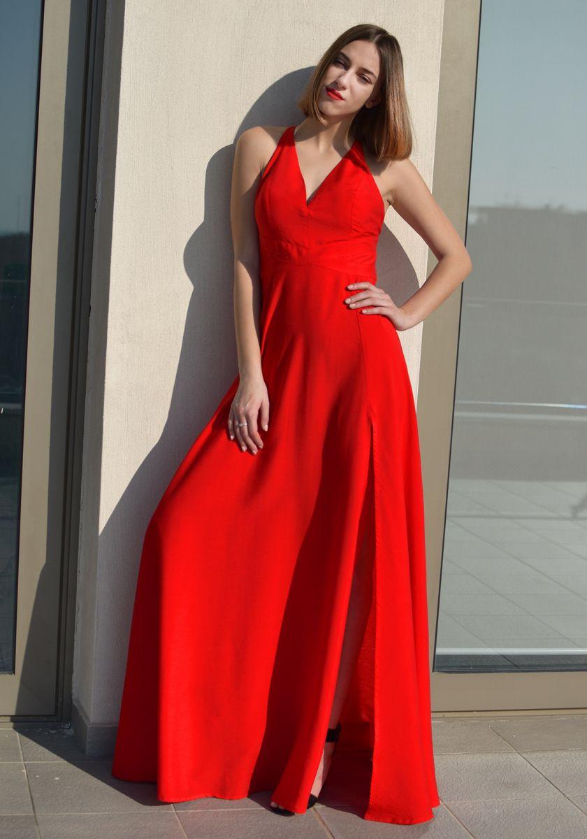 Dresses Evening Red Maxi Dress Red Dress Maxi Dresses Maxi Dress [ 1200 x 840 Pixel ]