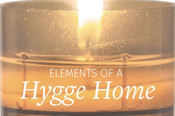Survive the Winter: Elements of a Hygge Home