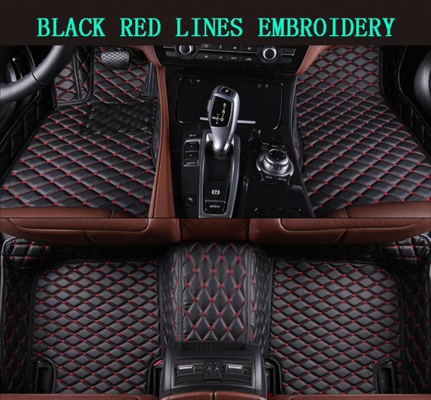 3d Luxury Slush Floor Mats Foot Pad Mat For 13 17 Ford Mondeo Fusion 2013 2014 2015 2016 2017 6colors Fre Car Floor Mats Floor Mats Luxury Flooring