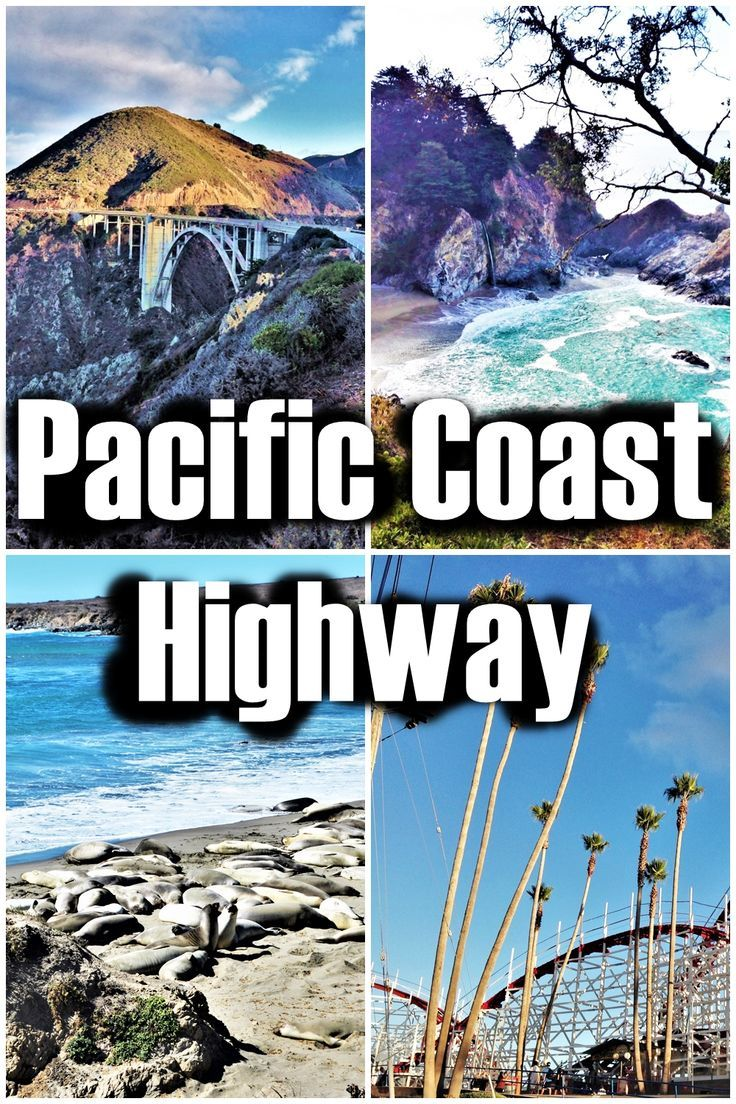 The Pacific Coast Highway is one of the most spectacular roads in North America due to the beautiful scenery of the Pacific Ocean and steep cliffs of the West Coast of California. | pacific coast highway | california | usa | pch | pacific coast hwy | west coast | road trip pacific coast highway | things to know about pacific coast highway | mcway falls | bixby bridge | san francisco | los angeles | santa barbara | #pch #pacificcoast #westcoast #california #roadtrip