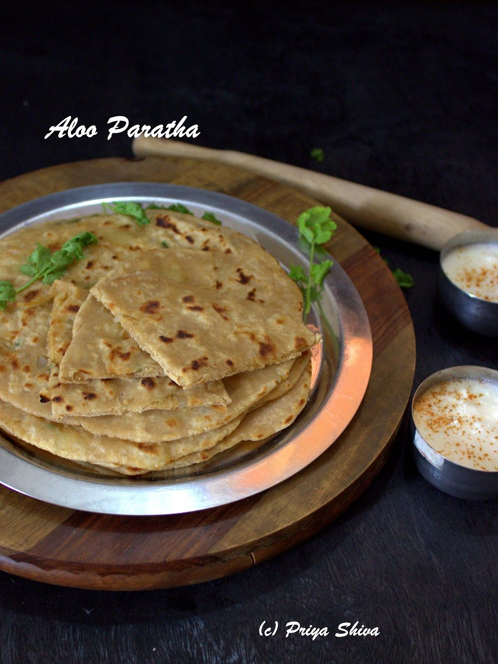 Aloo paratha recipe flat bread food and recipes aloo paratha a delicious flat bread stuffed with potato filling forumfinder Image collections