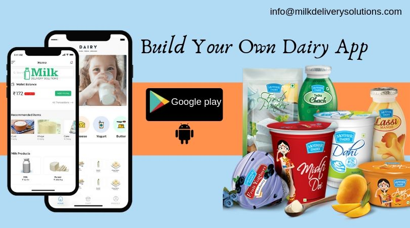 Are you running a milk delivery business and provide daily