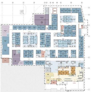 Emergency Department Master Planning Hospital Design Master